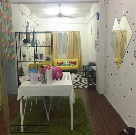 design rumah apartment hiasan rumah apartment home design idea
