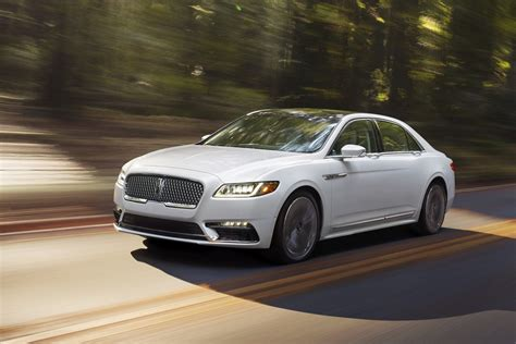 lincoln iga the new lincoln continental is all about luxury and