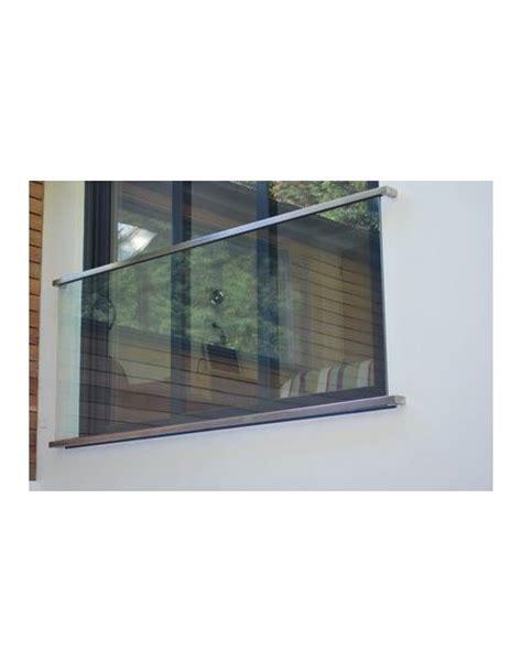 Französischer Balkon Glas by Franz 246 Sischer Balkon 40x40 Aus Glas Tvg 16 76mm 187 Cutinox