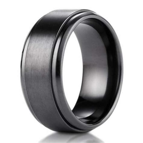 Wedding Ring Titanium by Mens Titanium Wedding Rings