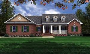 Ranch Country Home Plans country ranch home plans 171 floor plans