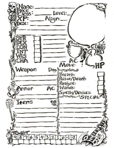 Dungeon Dragons Adventure System Large Villain Card Template by 86 Best Images About Gaming On Character