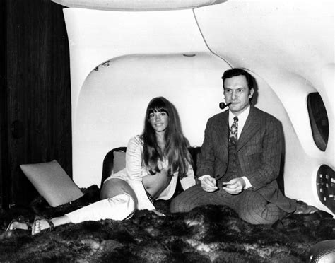 barbi benton and hugh hefner the joy of wearing fur photos 1950 1980 flashbak