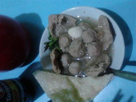 Mangkuk Bakso bakso beranak dalam mangkuk di temayang nyam nyam berita bojonegoro