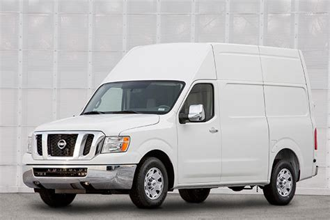 nissan nv review