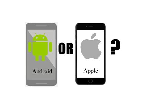 is android better than iphone is iphone really better than android