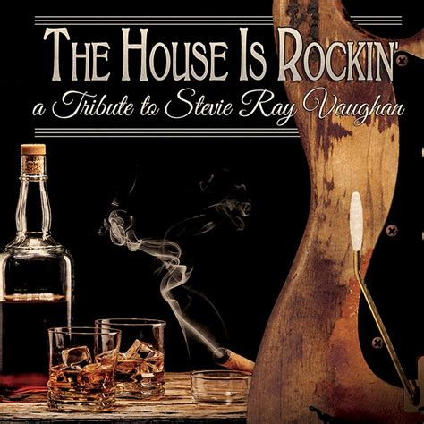 house  rockin  tribute  stevie ray vaughan cd cleopatra records store