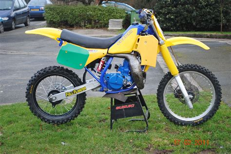 1986 Suzuki Rm 250 1986 Suzuki Rm 250 Picture 2154420