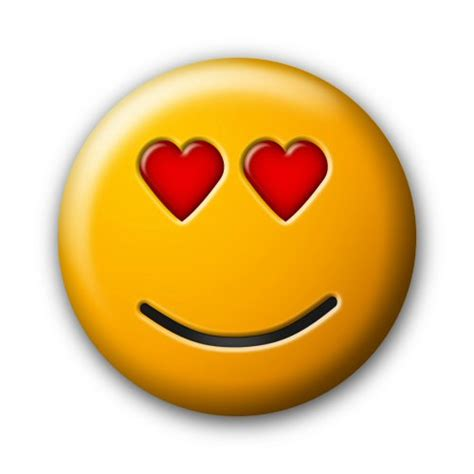wallpaper emoticon love pin smiley in love wallpapers stock photos on pinterest