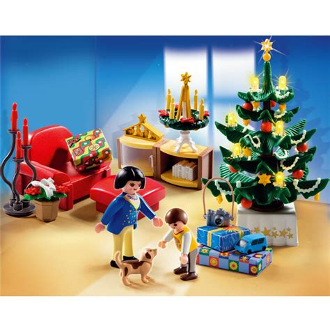 playmobil christmas room 4892 163 10 00 hamleys for