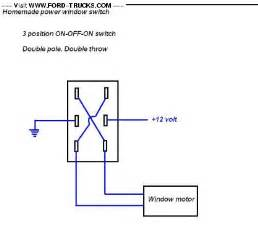 retrofit power window wiring ford truck enthusiasts forums