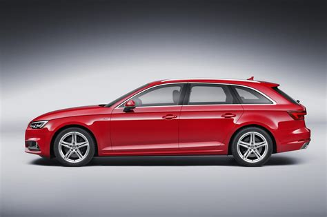 Audi A4 Avant B9 by 2016 Audi A4 Avant B9 Photos And Details
