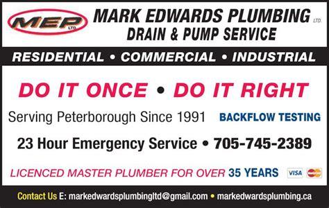 edwards plumbing heating opening hours