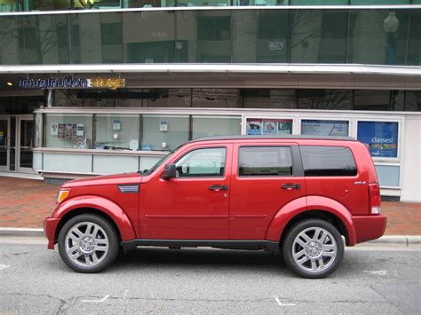 2010 Dodge Nitro Reviews by Review 2010 Dodge Nitro 171 Road Reality