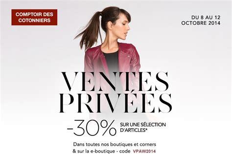 Ventes Privees Comptoir Des Cotonniers ventes priv 233 es comptoir des cotonniers automne 2014