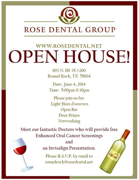 dental would like to extend this invitation to our