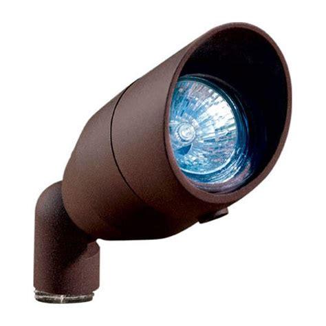 Filament Design Skive 1 Light Bronze Outdoor Directional Outdoor Spot Light