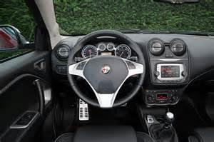 Alfa Romeo Mito Leather Seats Alfa Romeo Mito 2013 Review Pictures Auto Express