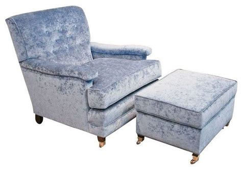 blue accent chair with ottoman blue accent chair with ottoman blue vintage chair