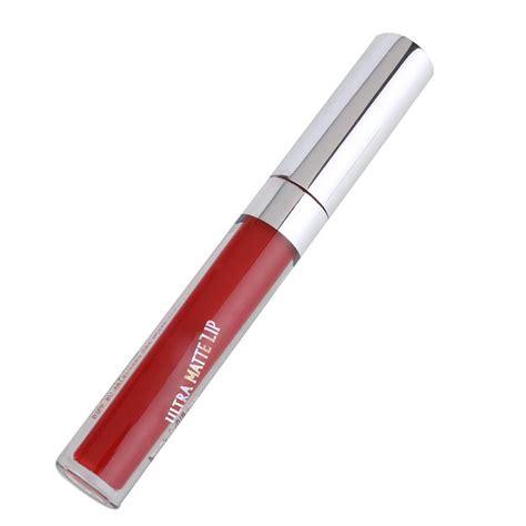 Lipstick Ozera Ultra Matte Bpom colour ultra matte lip liquid lipstick all shades