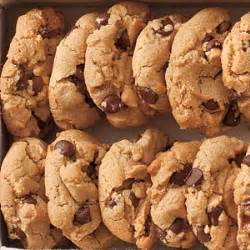 Lina Coklat linas chocolate chip cookies lchf www linapetersen se