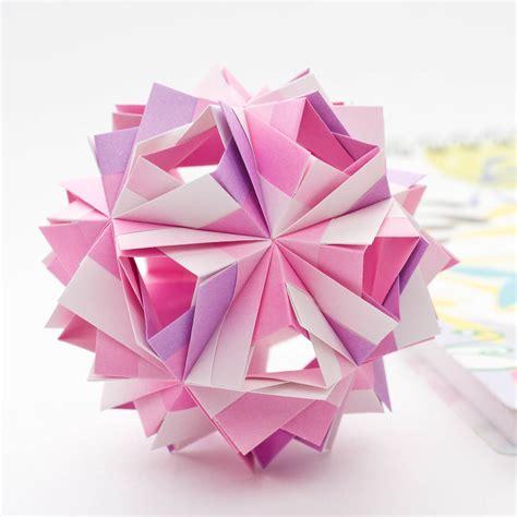 www origami etna kusudama by sinayskaya go origami