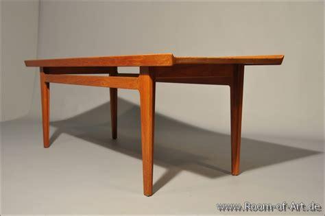 finn juhl sofa coffee table in teak by room