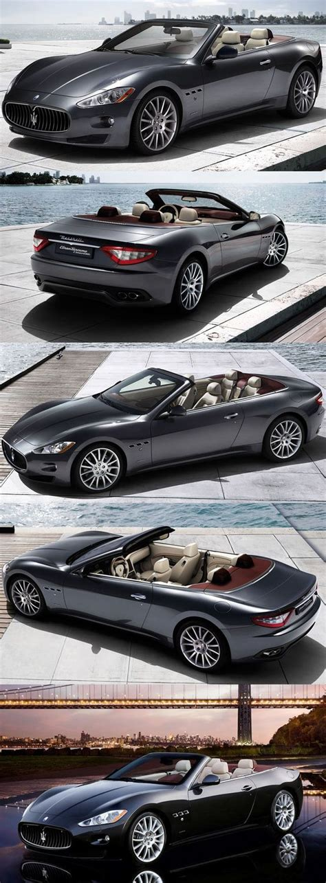 maserati luxury maserati gran turismo convertible luxury car lifestyle