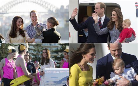 latest royal gossip uk the duke and duchess of cambridge s tour of australia by