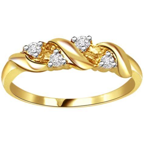 classic diamond gold rings sdr455 best prices n designs surat diamond jewelry