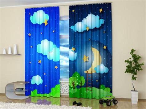 childrens bedroom curtains custom photo curtains adding digital prints to kids room