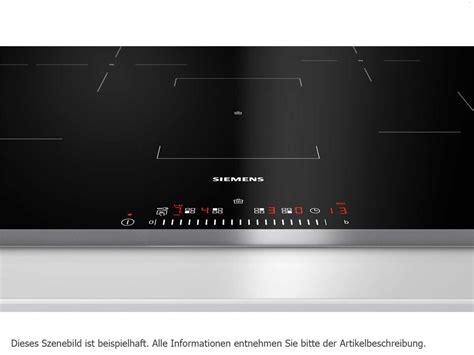 Induktionsherd Siemens by Siemens Eh840ffb1e Induktion Glaskeramik Kochfeld