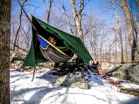 Hamac Tarp by Staying How To Hammock In The Serac Hammocks