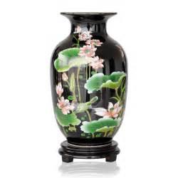 achetez en gros vases noir en ligne 224 des grossistes vases