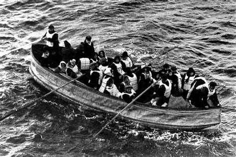 titanic boat survivors titanic lifeboats titanic facts