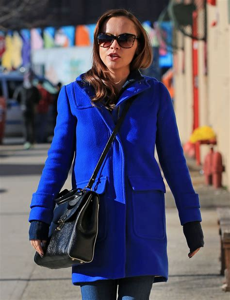 Style Ricci by Ricci Style Out In New York City