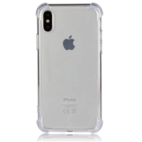 Softcase For Iphone anti tpu softcase for iphone x transparent