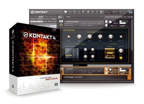 kontakt 4 full version download ni announces kontakt 4 absynth 5 and komplete 6