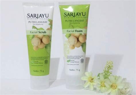 Sariayu Putih Langsat Paket Promo sariayu paket putih langsat series yukcoba in