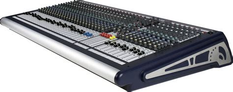 Mixer Soundcraft 32 Channel soundcraft gb2 32 channel mixing console pssl