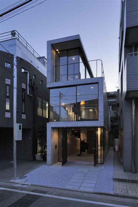 Tokyo House by House In Takadanobaba Tokyo Residence E Architect