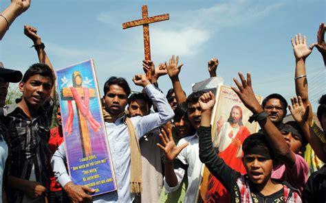 consolato pakistano pakistan karachi s christians crushed by the land mafia