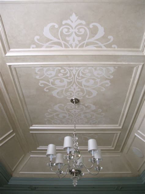 Plaster Ceiling Paint by Ceilings Bedroom Tented Ceiling Tone On Tone Design In