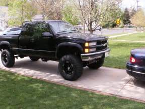 lifted silverdo chevrolet truck chevrolet lifted trucks