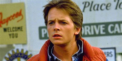 michael j fox young back to the future how michael j fox landed back to the future role