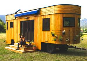 Live off the grid and rent free in the charming wohnwagon mobile