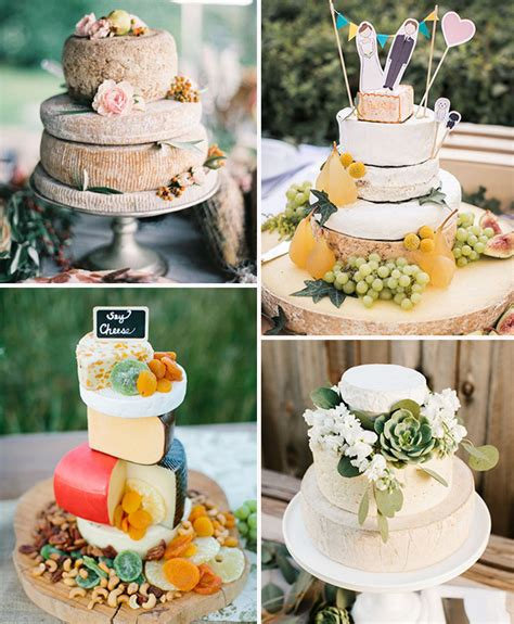 Wedding Cake Alternative Ideas by The Best Wedding Cake Alternatives One Fab Day