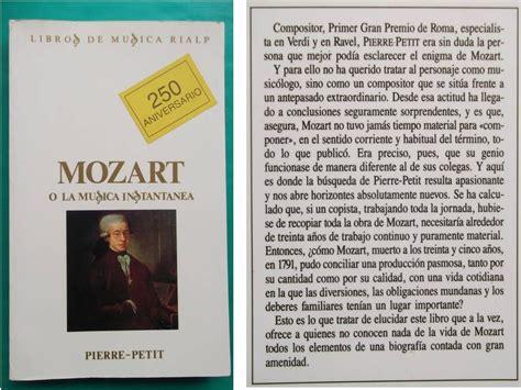 libro vida y mentira de 2 libros mozart partituras sonatas y fantas 237 as y biograf 237 a 1 290 00 en mercado libre