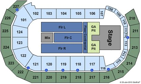 amsoil arena seating map amsoil arena tickets duluth mn amsoil arena events 2016