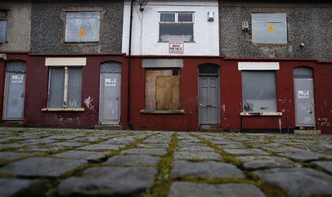 uk housing british security firms place asylum seekers in sub standard housing
